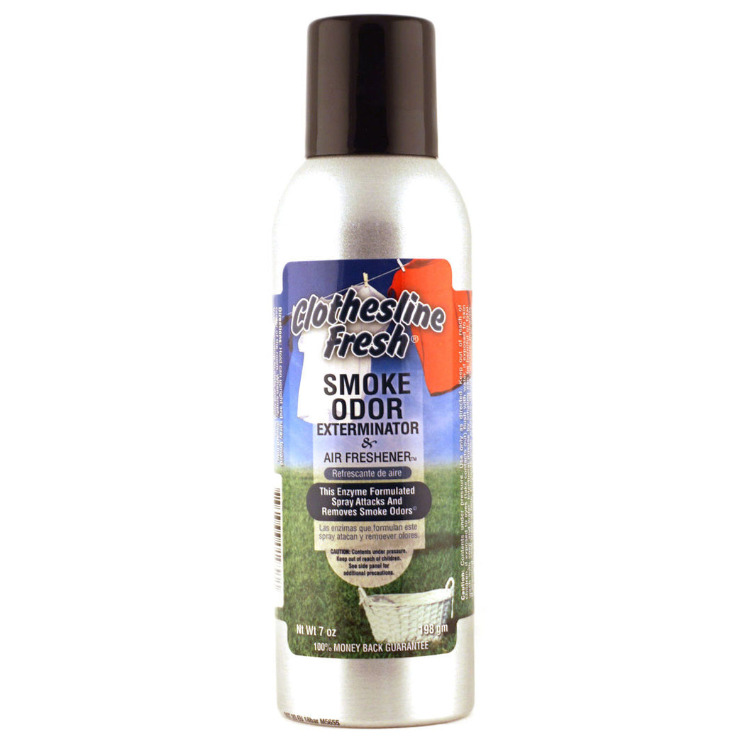 Smoke Odor Clothesline Fresh 7oz