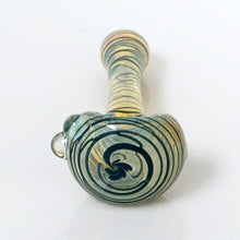 "Load image into Gallery viewer, 4"" Chaos Wrap Pipe - Blue"