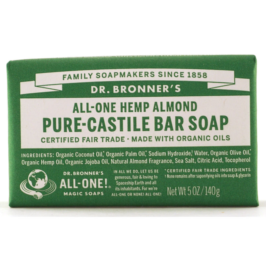 Dr. Bronner's Almond Bar