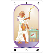 Load image into Gallery viewer, Brotherhood Of Light Egyptian Tarot Deck