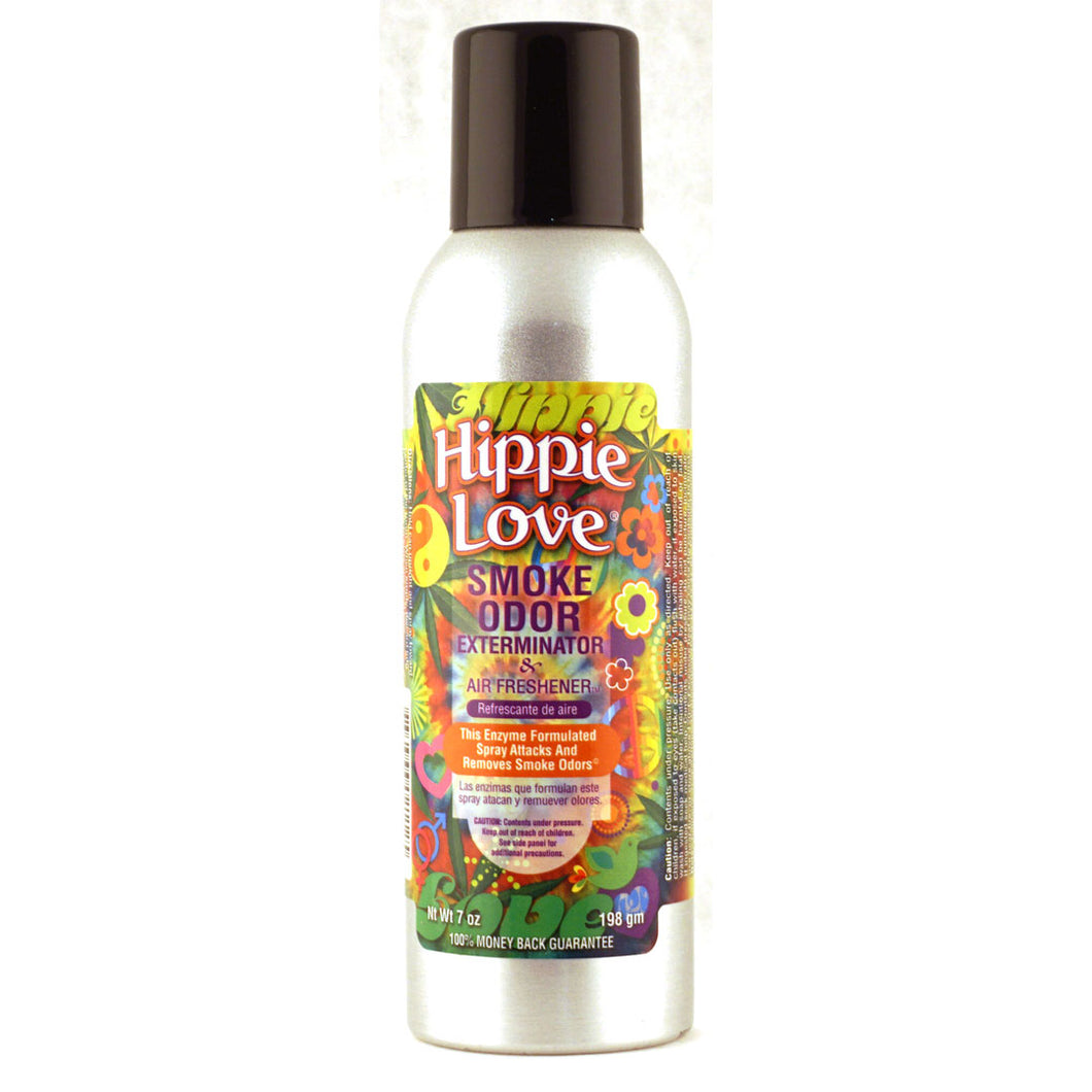 Smoke Odor Hippie Love 7oz