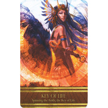 Load image into Gallery viewer, Isis Oracle Tarot Deck & Book
