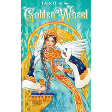 Load image into Gallery viewer, Tarot Of The Golden Wheel Deck