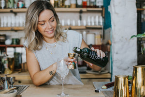 Mindful drinking, WTF? An interview with mindful drinks expert Cami Vidal of La Maison Wellness.