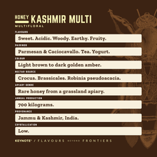 Load image into Gallery viewer, KEYNOTE® Rare Honey Collection / Kashmir Multi / 320 Grams