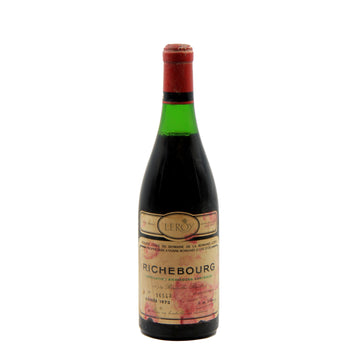 Richebourg Grand Cru Domaine Leroy 1973
