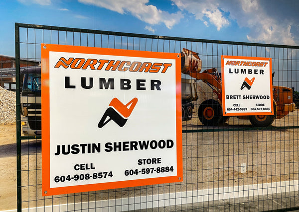 Contractor Site Sign