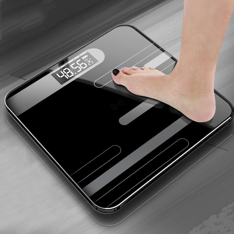 LCD Display Glass Smart Electronic Scales