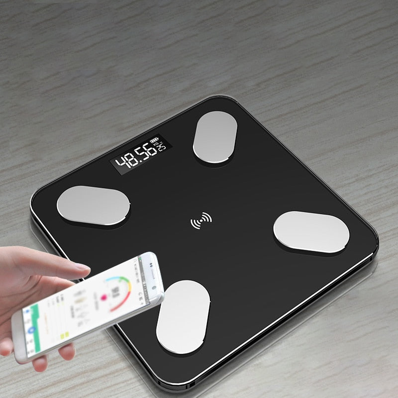 Bluetooth Body Fat Scale BMI Scale