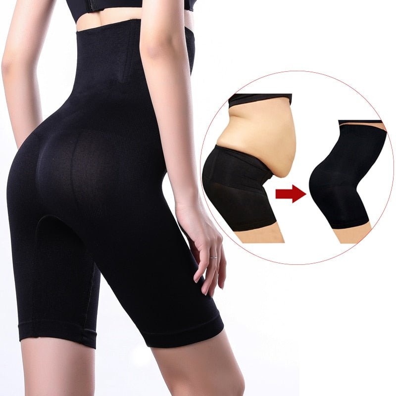 Butt Lifter Seamless Women High Waist Slimming Panty Tummy Control Knickers Pant Briefs Shapewear Underwear Ladies Body Shaper