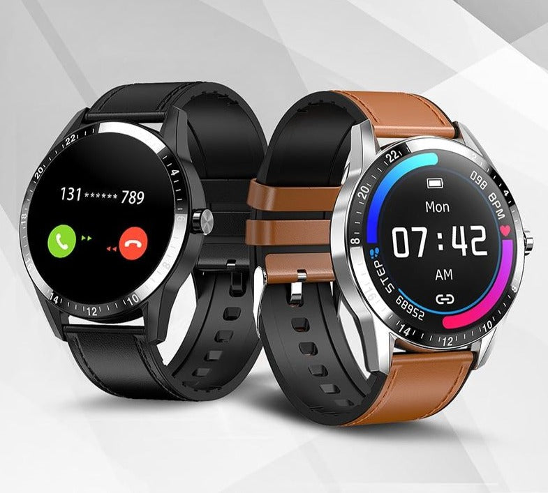 Bluetooth Call Fitness Bracelet Smartwatch