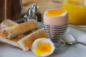 Boiled Egg And Soldiers