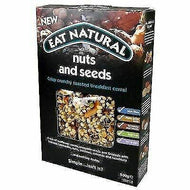 Eat Natural, Crunchy Toasted Muesli, Nuts And Seeds