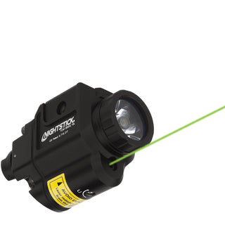 TCM-550XL-GL: Compact Weapon-Mounted Light w/Green Laser