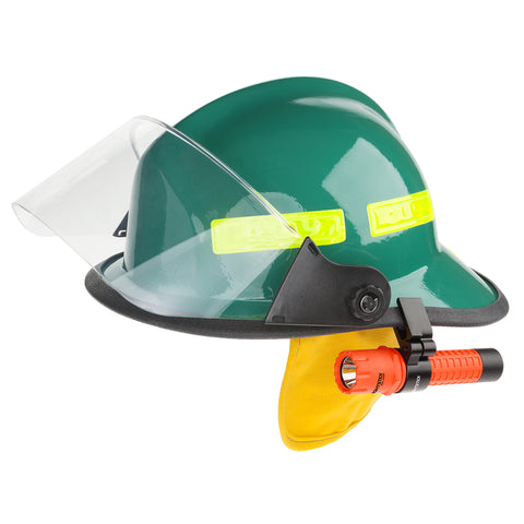 FDL-300R-K01: Tactical Fire Light w/Multi-Angle Helmet Mount