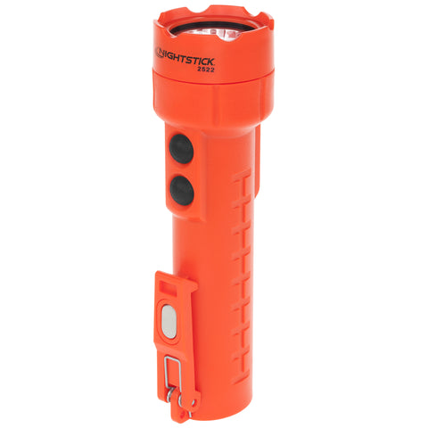 NSR-2522RM: Rechargeable Dual-Light® Flashlight w/Dual Magnets