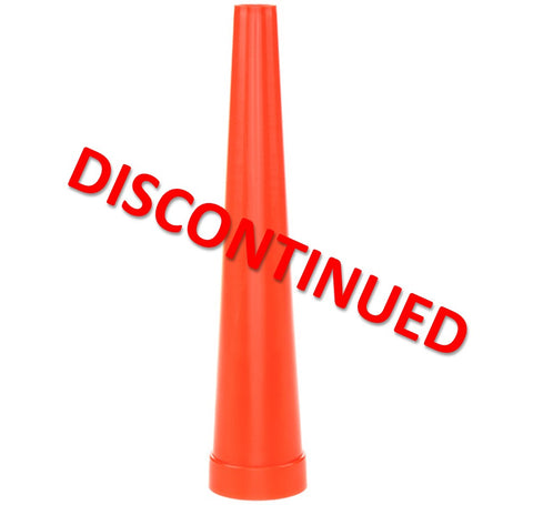 9800-RCONE: Red Safety Cone