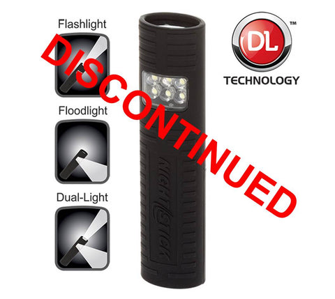 NSP-1206B: Multi-Purpose Flashlight - Floodlight - Dual-Light™