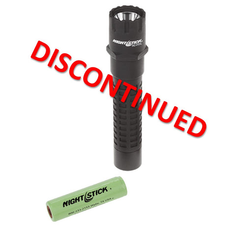 TAC-410XLLB: Xtreme Lumens™ Polymer Tactical Flashlight - Rechargeable (light & battery only)