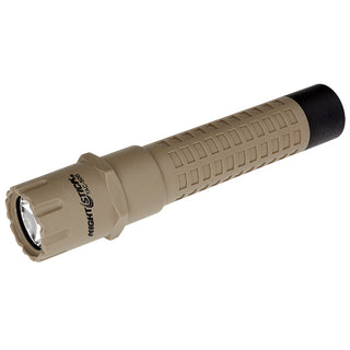 TAC-500T: Polymer Rechargeable Tactical Flashlight