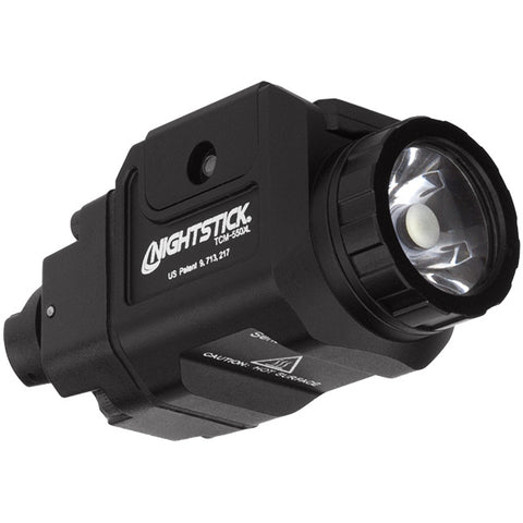 TCM-550XLS: Compact Weapon-Mounted Light w/Strobe