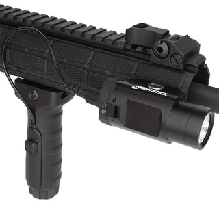 TWM-354: Tactical Weapon-Mounted Light w/RPS - Long Gun