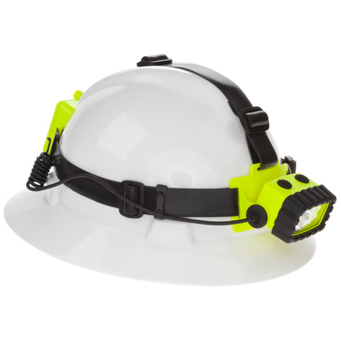 XPP-5458G: IS Permissible Dual-Light® Headlamp