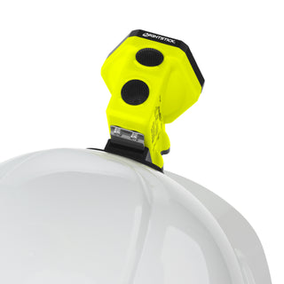 XPR-5561GC: IS Permissible Rechargeable ATEX Dual-Light® Cap Lamp w/Mount