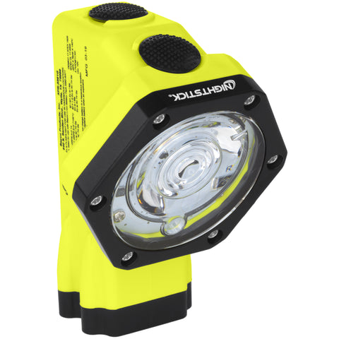 XPR-5561G: IS Permissible Rechargeable ATEX Dual-Light® Cap Lamp
