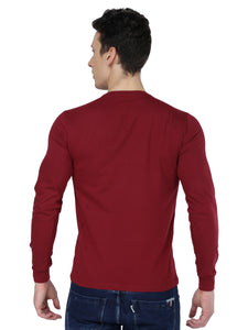 Bueno Life Maroon Sweat shirt