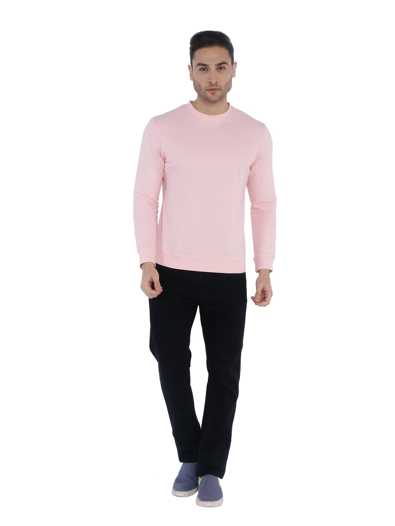 Bueno Life Pink Sweat Shirt