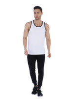 Load image into Gallery viewer, Bueno Life White Vests for men