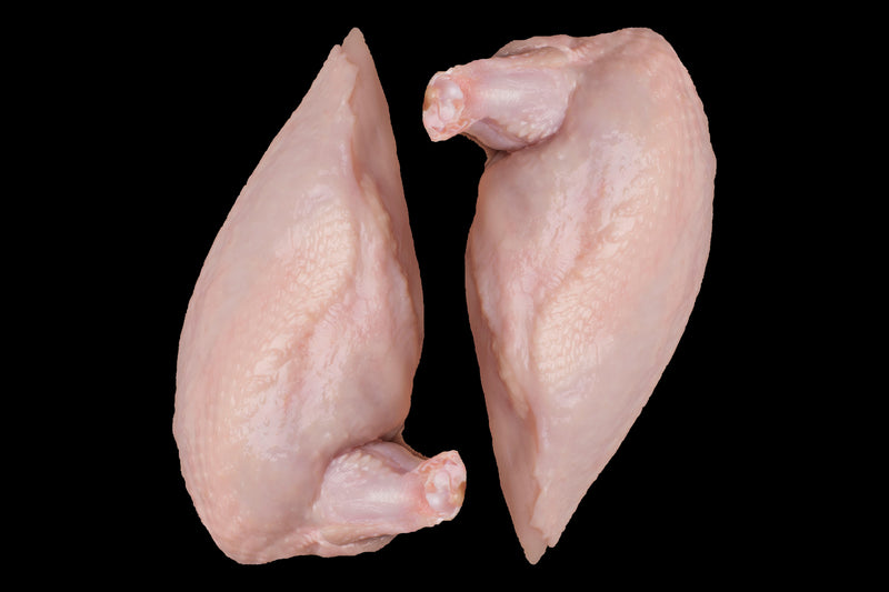 Chicken Breasts (Skin On)