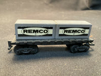 Vintage Remco Lot Of Four Toy Trains