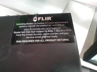 Flir D3308000 Digital Video Surveillance Recorder Parts NO HDD SOLD AS IS