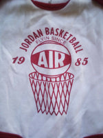 jordan basketball 1985 premie 0 to 3 months children's clothing