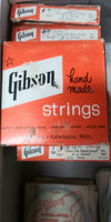 Vintage '50s GIBSON Guitar B Strings One Dozen Lot of 11