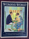 Vintage Woman's World 1932 Catalog Set May-December