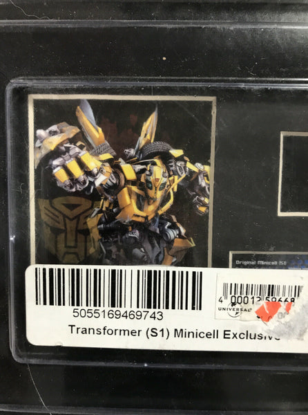 Transformers Bumblebee Framed Collage