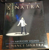 Frank Sinatra An American Legend Hardcover Large Coffeetable Photo Picture Book