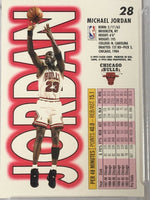 1993 Fleer Michael Jordan #28 PSA 9 Mint!