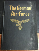 The German Air Force Asher Lee 1946 First Edition Book