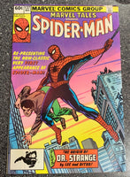 MARVEL TALES Starring Spider-Man Vol 1, No. 137 Mar 1981 Marvel Comics
