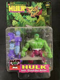BRAND NEW TOYBIZ THE INCREDIBLE HULK SMASH AND CRASH HULK ORIGINAL UNOPENED BOX