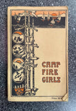 CAMP FIRE GIRLS - 1935 THE BOOK OF THE CAMP FIRE GIRLS