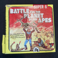 Battle For The Planet Of The Apes Super 8mm 200' Reel Color