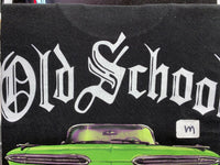 Old School Thump RecordsALL SIZES Green Car T-shirt. FREE/Thump Cal W/ Purchase