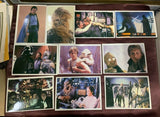 1980 Star Wars The Empire Strikes Back giant photo card set #2-20, 22-28,30