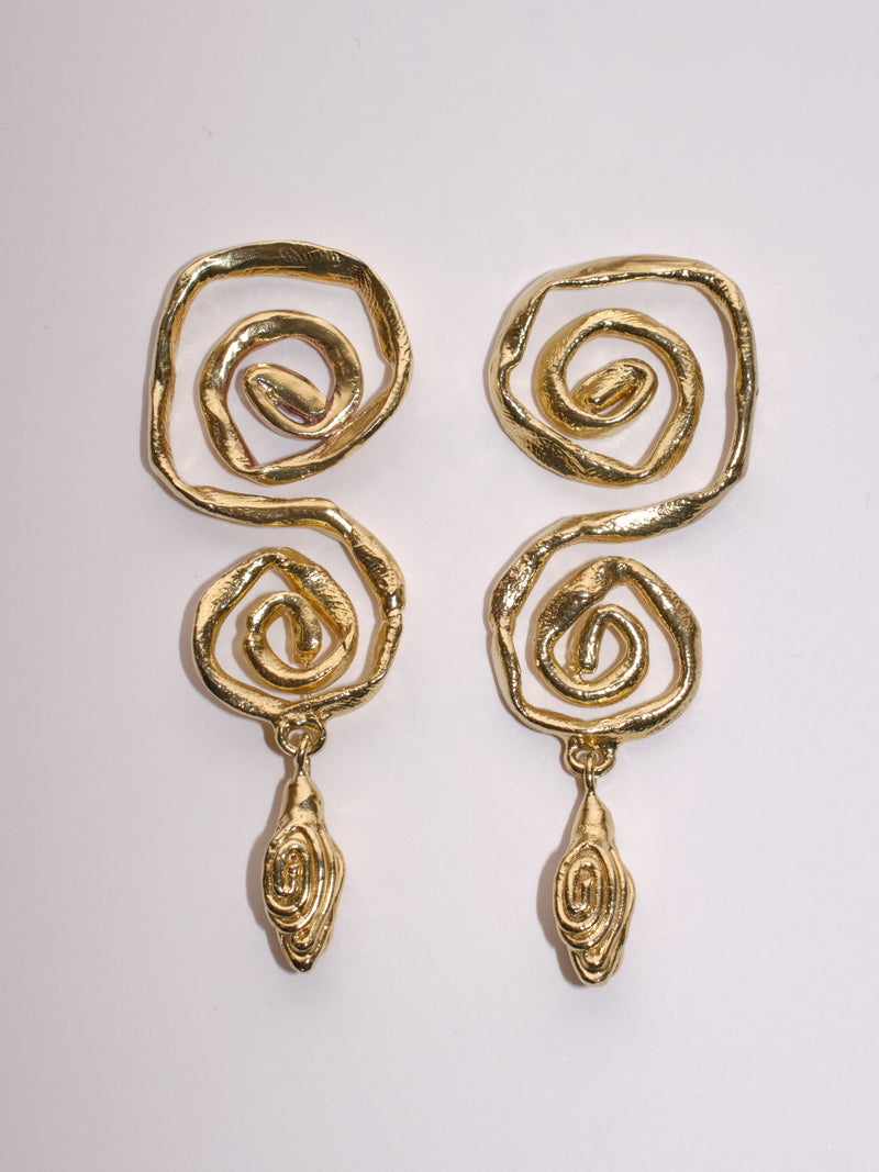 The Sire Earrings
