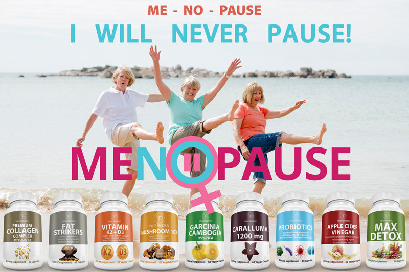the best menopause supplements